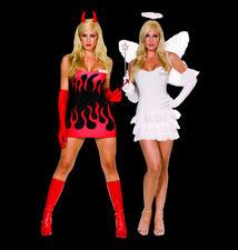 BLACK DreamGirl Sinners Paradise Devil Costume-