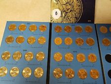 Volume 1 Pos B Complete Set (P&D) 2007-2011 Presidential $1 Gold Dollar 40 Coins