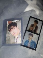 Minhwan Ft Island Official Photocard and Bookmark Set