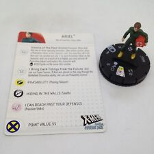 Heroclix X-Men: Days of Future Past set Ariel #002 Common figure w/card!