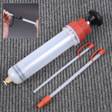 200cc Automotive Fluid Extraction & Filling Syringe Kit Vacuum Pump Oil Changer