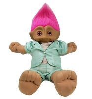 Collectable Ace Novelty 15 Inches Summer Fun Treasure Troll Plush