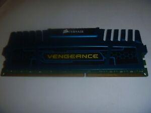 Corsair Vengeance 4GB (1x4GB) RAM Memory Desktop PC3-12800 (DDR3-1600) CL9 1.5V