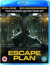 ESCAPE PLAN (Sylvester Stallone) - BLU-RAY - REGION B UK