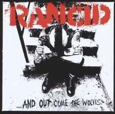 CD de musique punk rancid