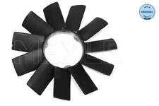 BMW E38 728, E53 X5 3.0i Fan Blade MEYLE 11521712058