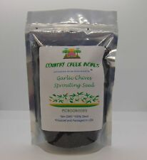 Garlic Chives.