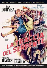 La Traccia Del Serpente DVD A & R PRODUCTIONS