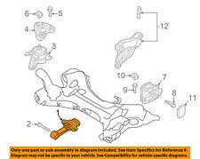 HYUNDAI OEM 16-17 Sonata Engine-Front Mount 21950D4400