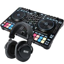 Mixars Primo Professional Serato DJ Controller w/ Rane RH-Over-Ear Headphones