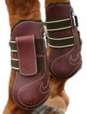 Professional's Choice Boots Ventech French Leather Jumping L Choc Vljb