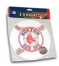 Boston Red Sox Ultra Depth 3-D Magnet Baseball Team