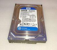 HP Pavilion p7-1270t - 500GB 7200RPM SATA Hard Drive Windows 7 Ultimate 64 bit