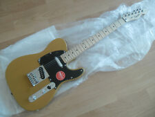 Fender Squier TELECASTER Affinity Butterscotch blond ACERO  chitarra elettrica