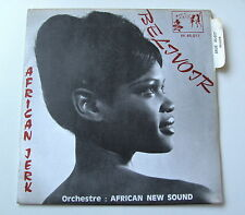 "AFRICAN NEW SOUND - BELIVOIR / AFRICAN JERK -  7""  45 T"