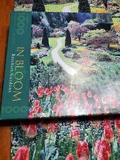 "Jigsaw Puzzle Springbok Butchart Gardens IN BLOOM 1000 Piece 30"" x 24"""