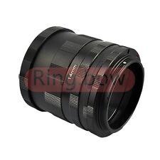 Macro Extension Tube For Canon EOS EF 700D 70D 100D 550D 5D Mark II III 7D 600D