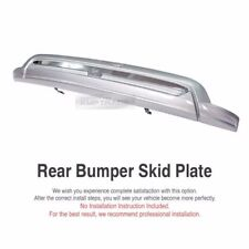 OEM Parts Rear Bumper Skid Plate Diffuser 1EA for SSANGYONG 2013 - 2016 Rexton W