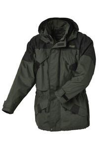Pinewood Lappland Extrem Jacke Outdoorjacke Angeljacke wasserdicht atmungsaktiv