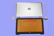 New HP 15-AY065NR 15-AY068NR 15-AY196NR LCD Back cover & Front Bezel & Hinges