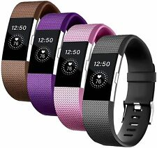 Fitbit Charge 2 Wireless Heart Rate + Activity Wristband GRADEs