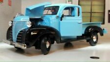 Camions miniatures rouge 1:24