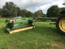 More details for krone amt 283 cv trailed disc mower conditioner 9'