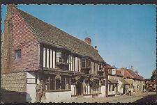 Sussex Postcard - The Star Inn, Alfriston (14th Century)   H276