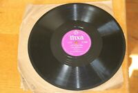 "The Singing Dogs By Carl Weismann 10"" Shellac NIXA N.15009 78 rpm Record"