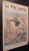 JOURNAL LE PETIT PARISIEN N°437  DIMANCHE 2 AVRIL 1899 ABE