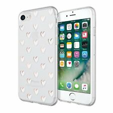 Incipio Design Series Case Cover Heart Lovestruc - Clear  - iPhone 6/6S/7/8