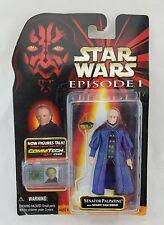 Star Wars Episode I 1 APM - Commtech - Sentor Palpatine 1998 Hasbro