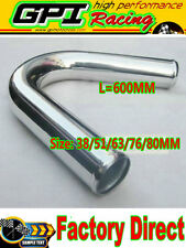 "2"" (51MM)  135 Degree Aluminum Turbo Intercooler Pipe Tube Tubin L=600mm"