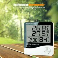 HTC-2 Digital Thermometer Hygrometer Electronic Temperature Humidity Meter