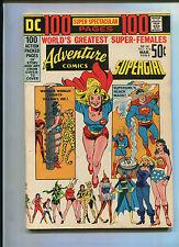 ADVENTURE COMICS #416 (7.5) BLACK CANARY KEY