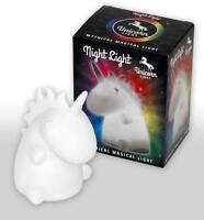 Einhorn LED Unicorn Stimmungsleuchte Nachtlicht Nachttisch Lampe Farbwechsel NEU