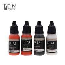 PMU Lips Micropigmentation Pigment Color Permanent Make Up Farbe P215 Orange