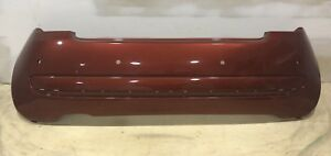 2012-2015 FIAT 500 POP LOUNGE REAR BUMPER COVER OEM