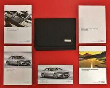 2012 Audi A6 Owners Manual Set w/Mmi Navigation 2012 Audi A6 Owner's Manual Set
