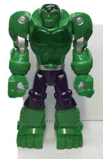 Playskool Heroes Marvel Super Hero Adventrues 12� Mech Armor Hulk Action Figure