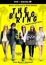 The Bling Ring (2013 Emma Watson) DVD NEW