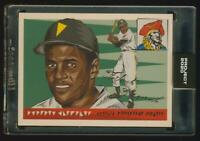 Topps PROJECT 2020 ROBERTO CLEMENTE by Naturel card 19 IN-HAND!