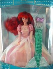 ARIEL THE LITTLE MERMAID DOLL-EARLY 90'S-DISNEY PARK EXCLUSIVE