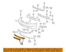 GMC GM OEM 07-14 Yukon-Grille-Lower 15264513