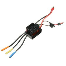 Racerstar 60A ESC Brushless Waterproof Sensorless With Fan 1/10 RC Car Part
