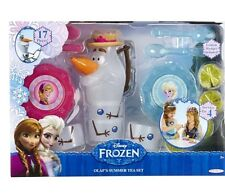 Disney's Frozen Olaf's Summer Play Tea Cups Disney Childrens Kids Set of Four