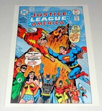 1978 JLA 137 Superman vs Shazam POSTER: Batman/Wonder Woman/Green Lantern/Flash