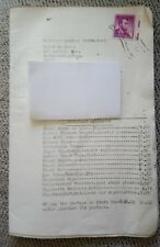 David S. Evans Magic Co. of Carbondale, Pa, 6 page Mailer/Flyer, Early 1960s