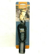 Kurgo Dog Seat Belt Tether Restraint Car Safety Restraint Harness Attachment
