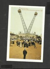 Nostalgia Postcard  Franco-British Exhibition held in London 1908